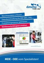 MDEfox Broschüre in Deutsch